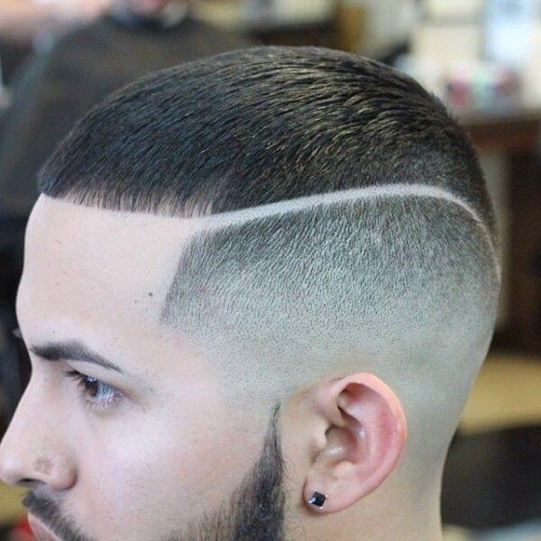 Dise os de cortes con rayas 2016 moda masculina for Disenos de pelo
