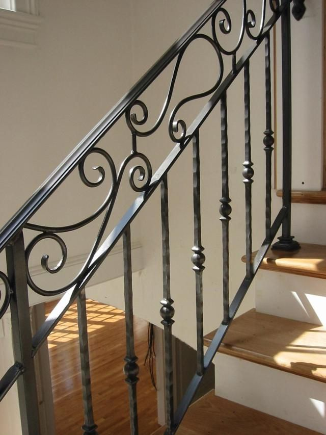 Modern Indoor Stair Railing Kits Systems For Your Inspiration 24