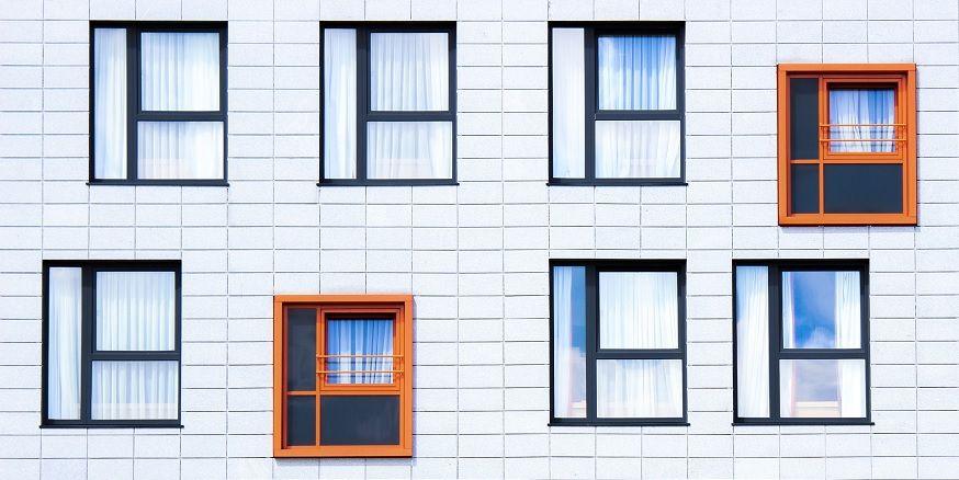 Architectuur fotografie - gebouw