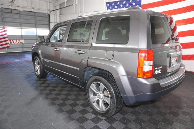 2017 Jeep Patriot High Altitude 4x4 Jeep patriot, Jeep, 4x4