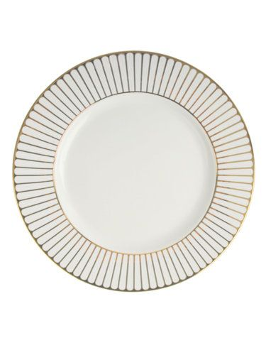 Serves you well Dress your tables in style with these gorgeous gold rimmed plates. Pied  sc 1 st  Pinterest & Serves you well Dress your tables in style with these gorgeous gold ...