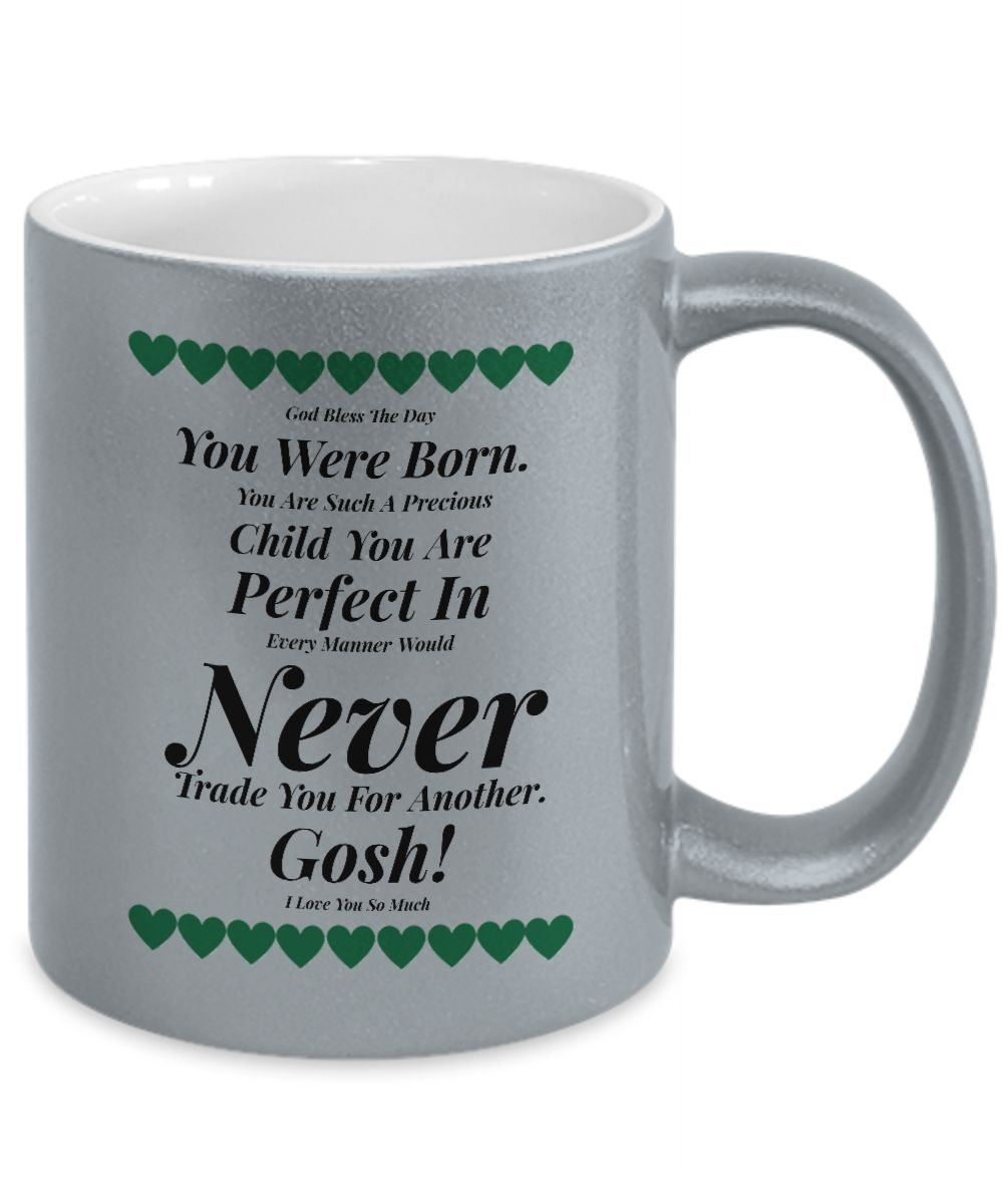 Coffee Mug For Son The Gosh Collection Gifts For Valentines