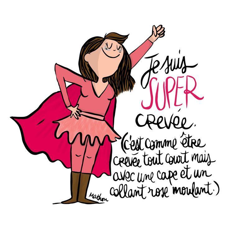 ILLUSTRATION DU JOUR Thanks Crayon d'Humeur!