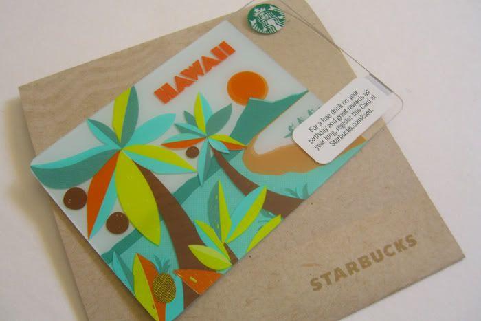 Starbucks in Hawaii