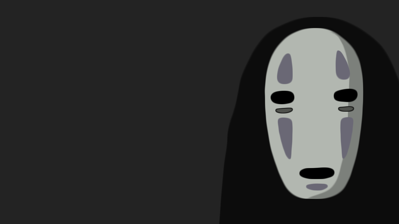5 No Face Spirited Away Hd Wallpapers Backgrounds Wallpaper
