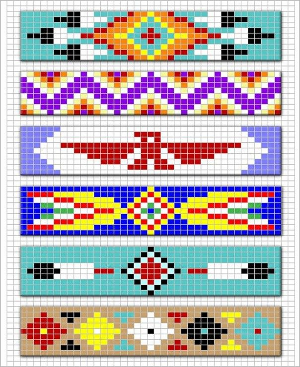graphic about Free Printable Native American Beading Patterns identify No cost Printable Indigenous American Beading Routines printables