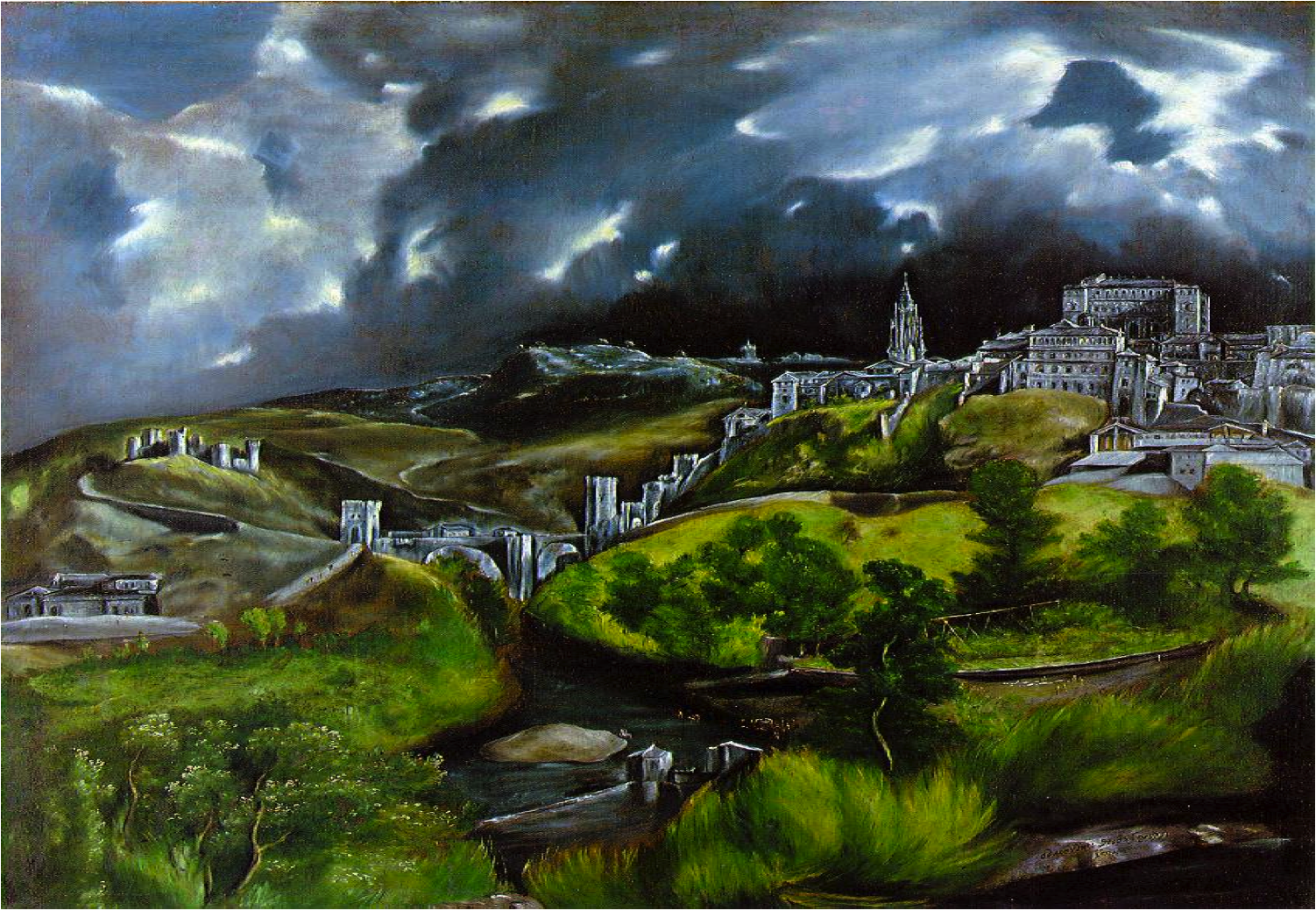 Image result for el greco toledo