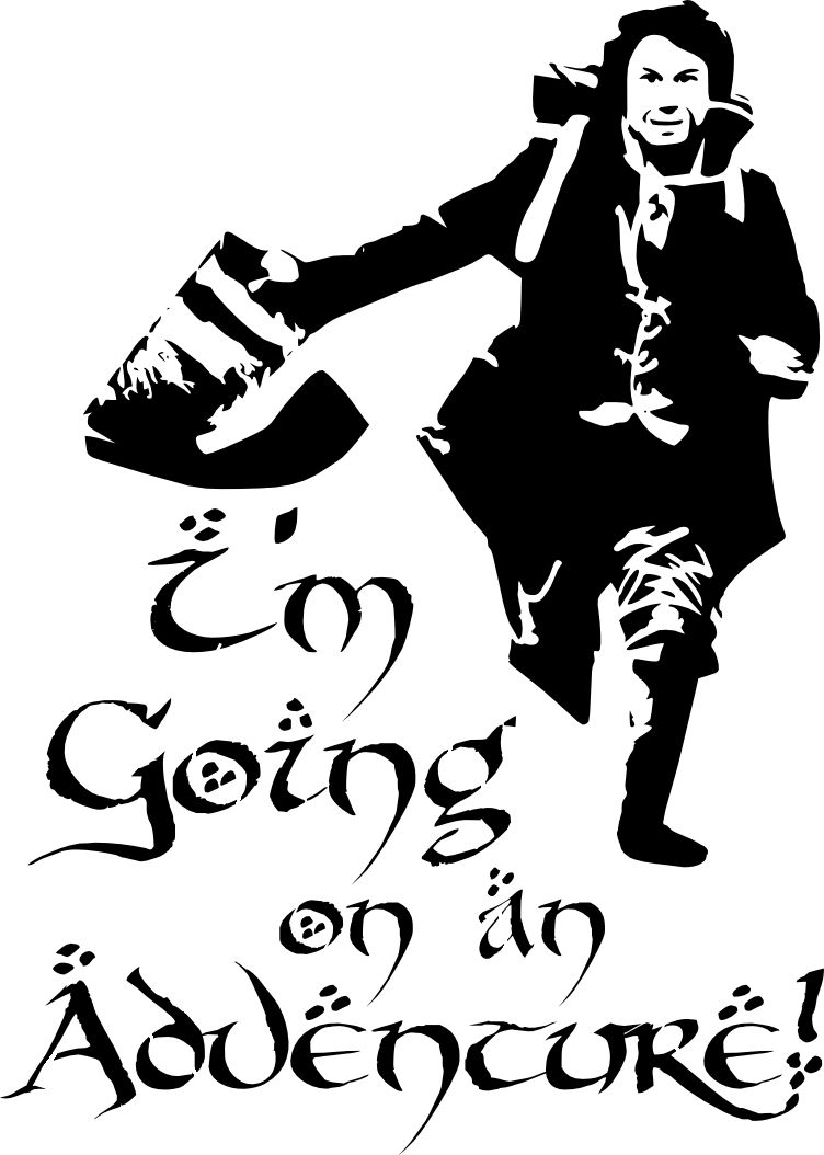 Pin By Andrea Latham On Crafting Lord Of The Rings Tattoo Silhouette Art The Hobbit