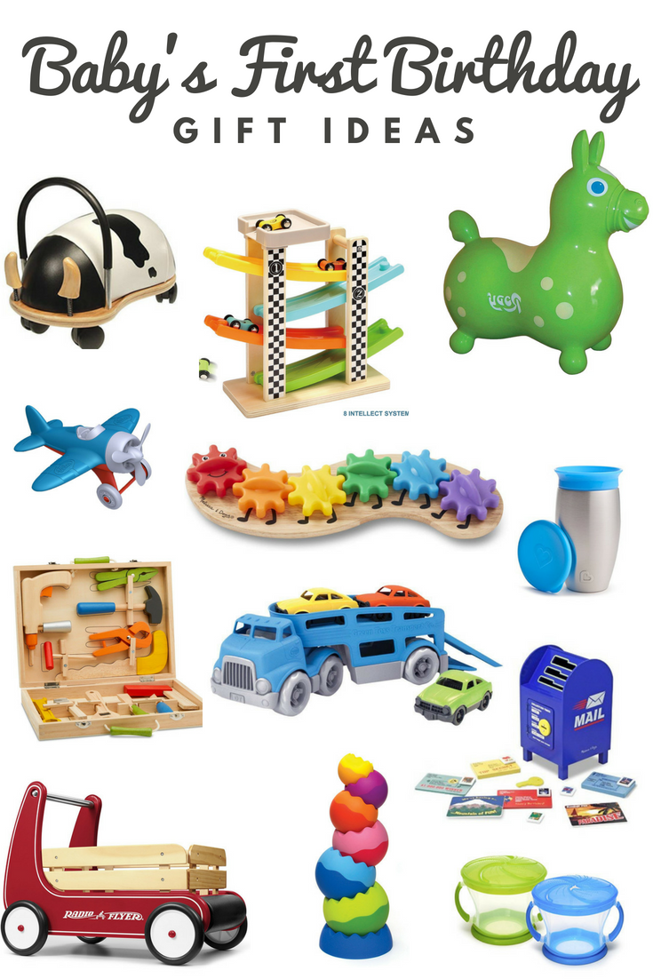 First Birthday Gift Ideas 1st From Parents For Boys
