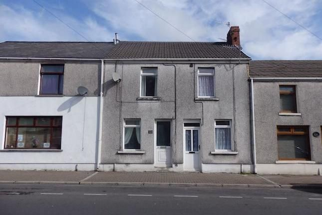 1 bedroom terraced house for sale in Castle Street, Maesteg, I really like this one it's cute