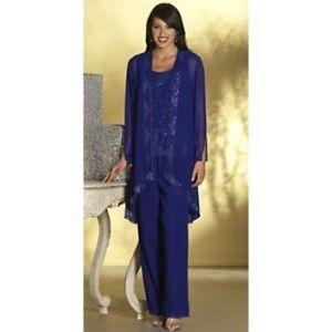 6c3501e5b1 Elegant Evening Pant Suits
