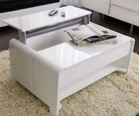 Look High Rise Coffee Table Cool Coffee Tables Lift Top Coffee