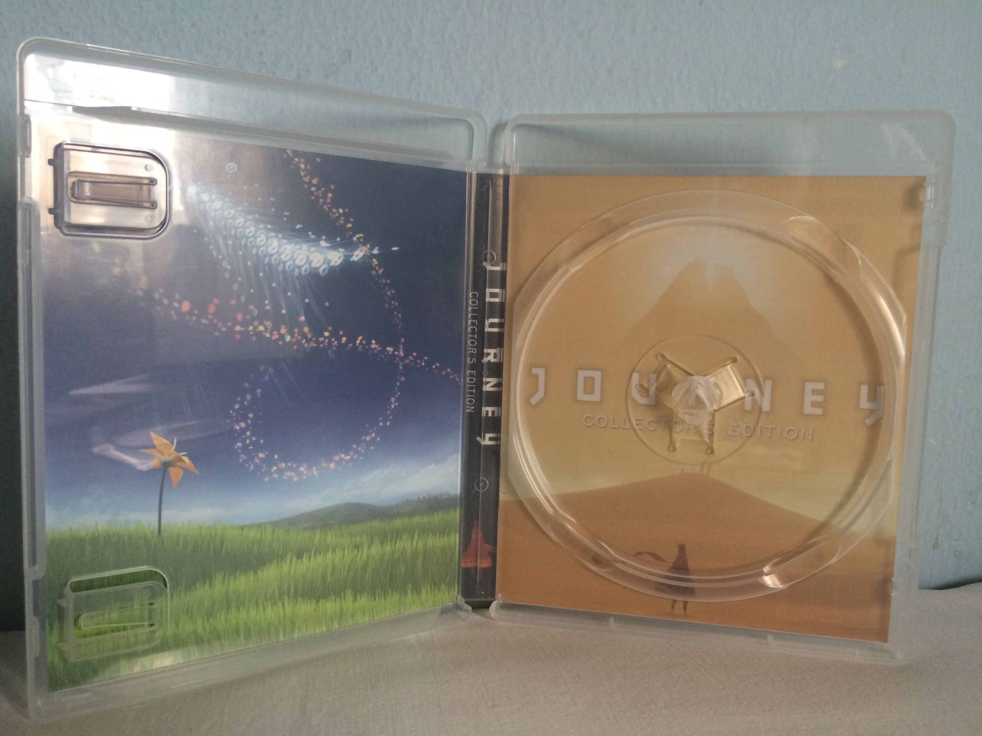 Journey Collector's Edition alternative cover  | Journey
