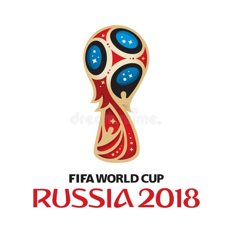Fifa World Cup Russia 2018 Logo On White Background Vector Illustration Sponsored Ad Paid Cup Fifa Vecto In 2020 World Cup Logo Russia World Cup World Cup