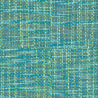 Nori Fabric in Turquoise (Solid Pattern, brand fabric) | from Company C