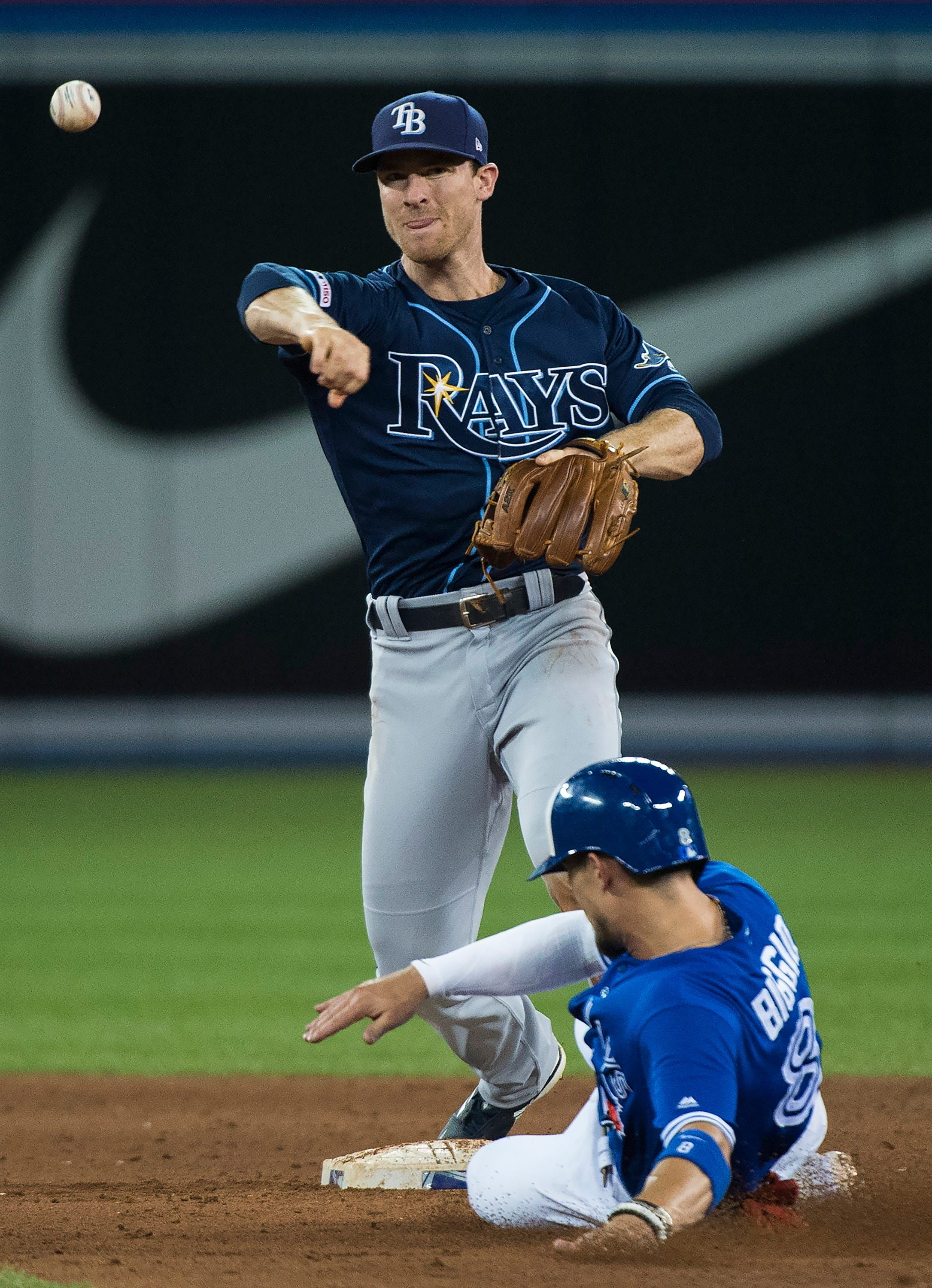 Rays rally from 7run deficit to beat Blue Jays 109