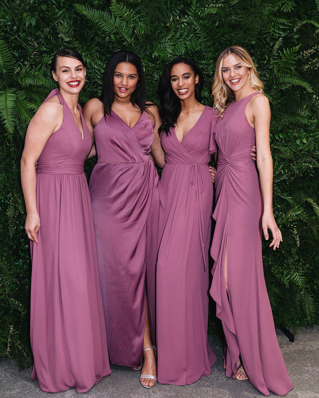 2019 Fall Bridesmaid Dresses David S Bridal Blog Davids Bridal Bridesmaid Dresses Purple Bridesmaid Dresses Latest Bridesmaid Dresses