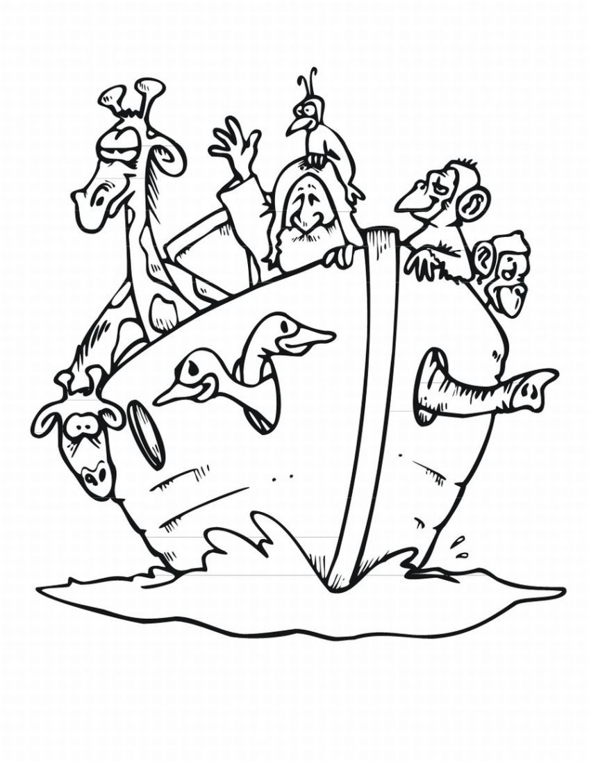 christian child coloring pages free - photo#21