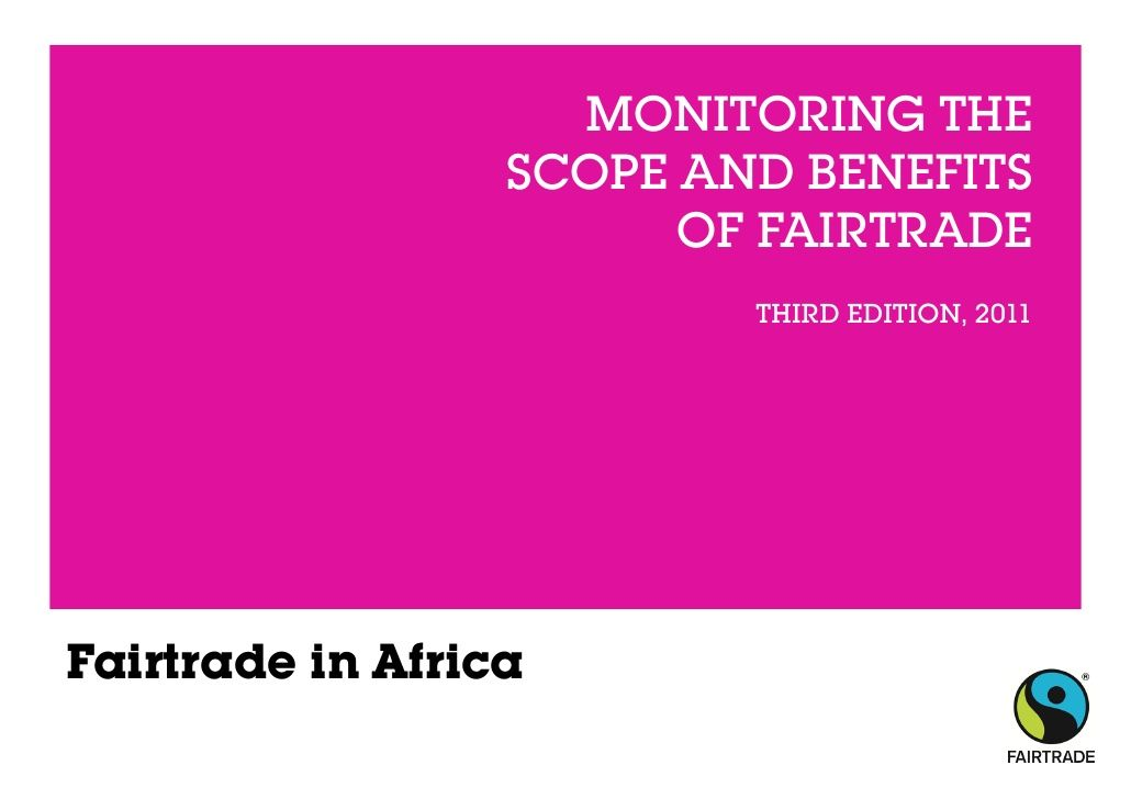 Check out stats pictures and maps of the fairtrade impact