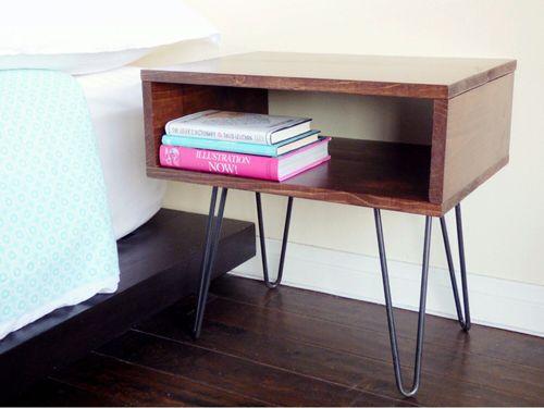Writing All My Wrongs Bookshelves Diy Furniture Diy Bedroom Night Stands