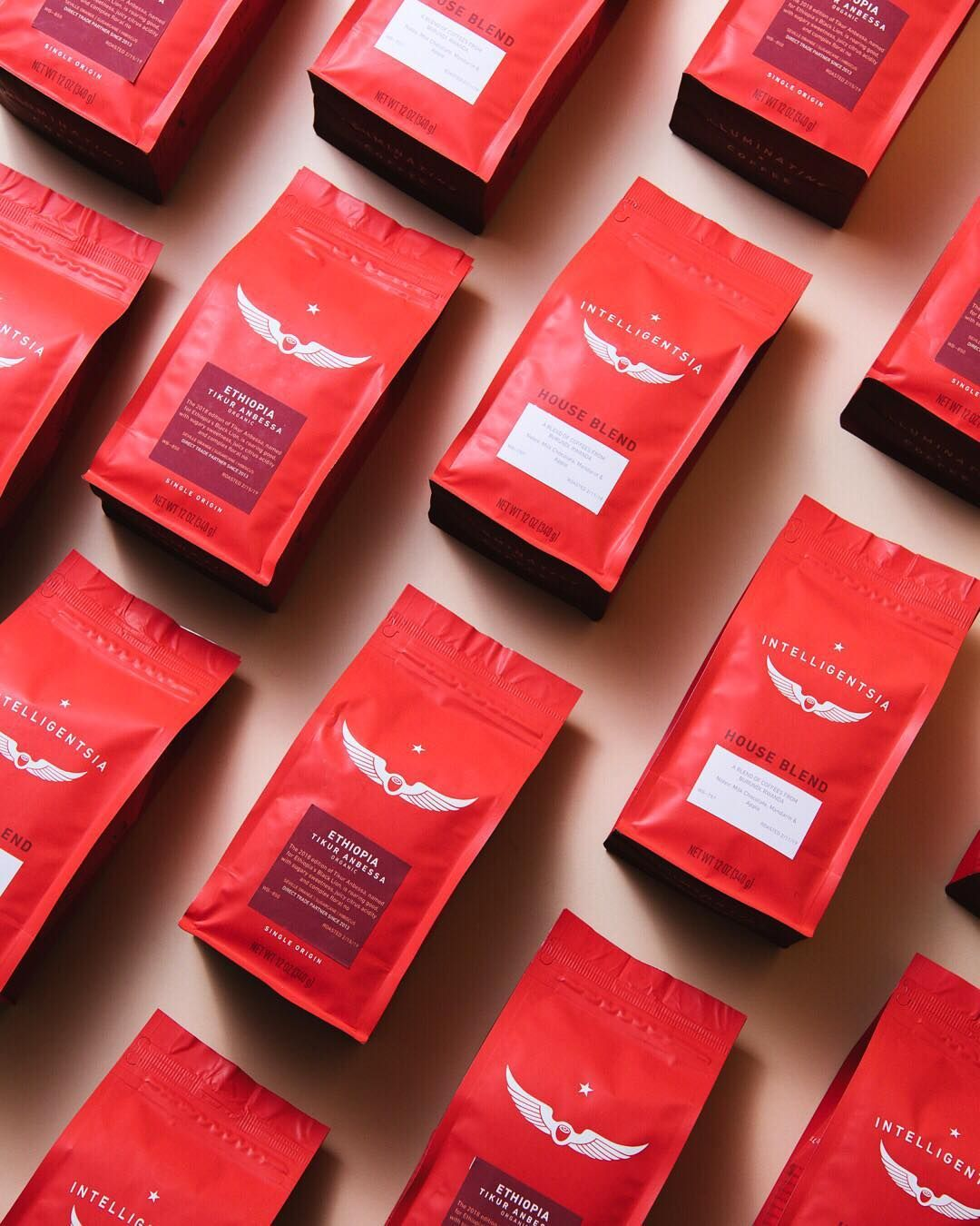 New And Improved Have You Picked Up One Of Our New Bags Yet These Bold Beauties Are Now On Shelves In All Of Our Intelligentsia Coffee Intelligentsia Coffee