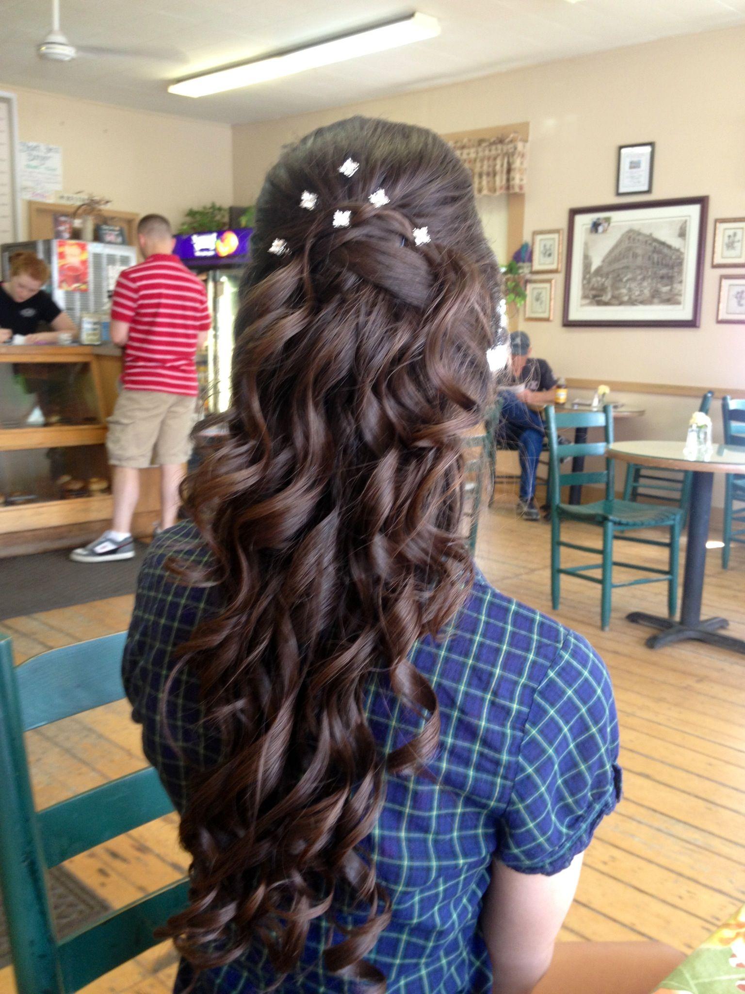 Pin By Karli Reynolds On Hair Hair Styles Dance Hairstyles Pretty Hairstyles
