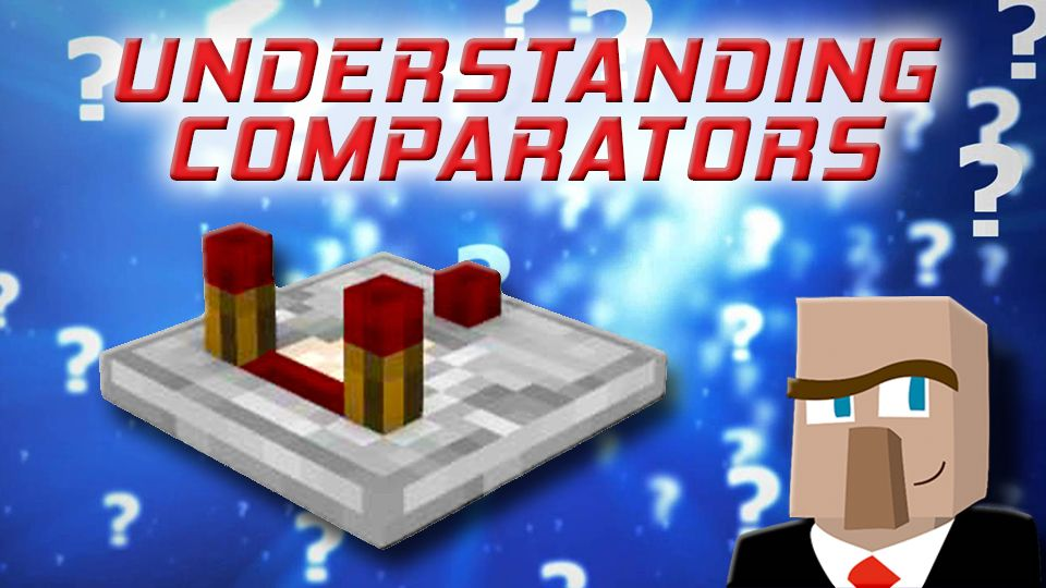 Redstone comparators are notoriously difficult to understand