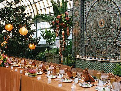 Garfield Park Conservatory Chicago Wedding Venues Garden Weddings Ceremony 60624