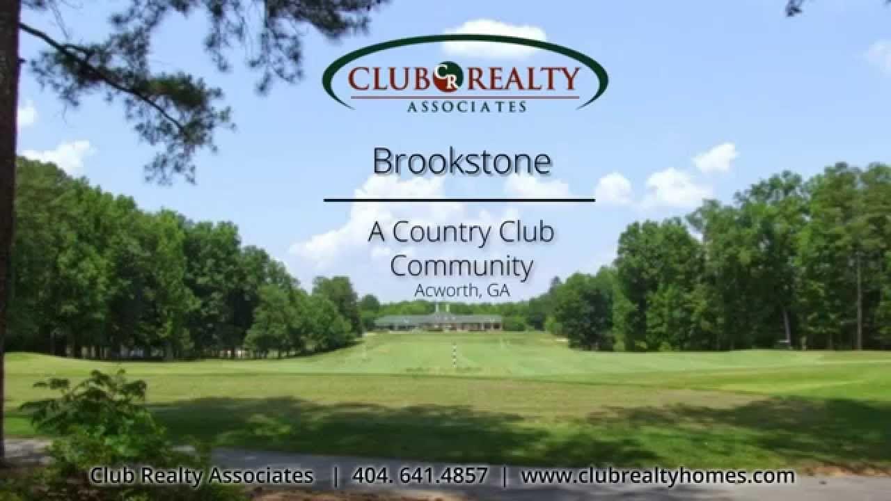 Homes For Sale In Brookstone Acworth Ga Acworth Brookstone Estate Homes
