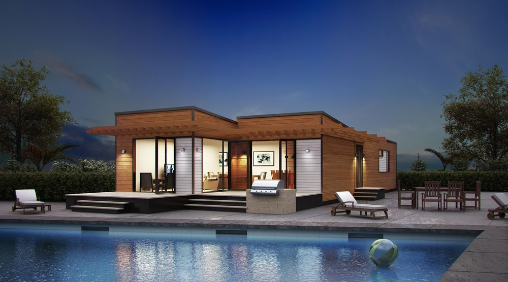 Prefab Tiny Homes a Highlight of New Blu Homes Product
