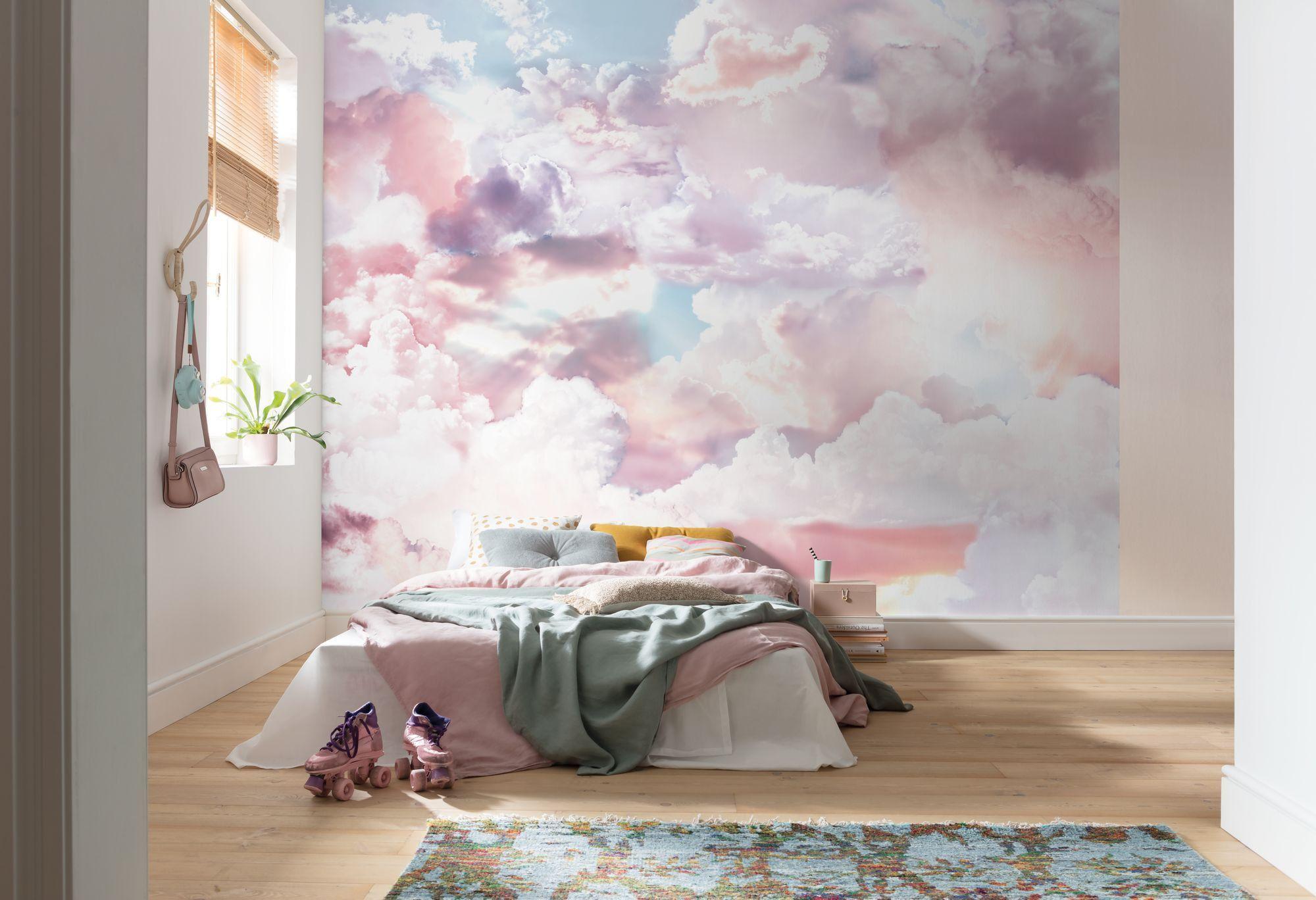 Digitaldrucktapete Clouds Zimmer Tapete Tapeten Tapete