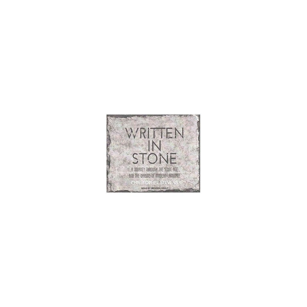 Written in Stone (Unabridged) (Compact Disc)