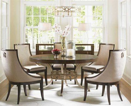 Lexington Tower Place Dining Room Set Side Chairs Dining Dining Chairs Dining Room Furniture