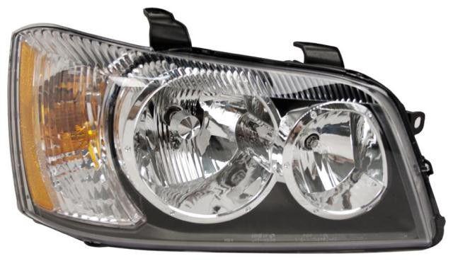 2001-2003 Toyota Highlander Headlamp RH