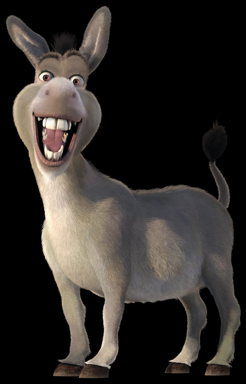 Donkey Png Image Shrek Character Shrek Funny Donkey Images