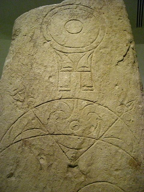 Pictish carvings ancient world pinterest scotland
