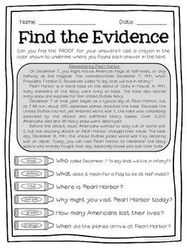 Text Detectives- Find the Text Evidence FREEBIE Sampler | School ...