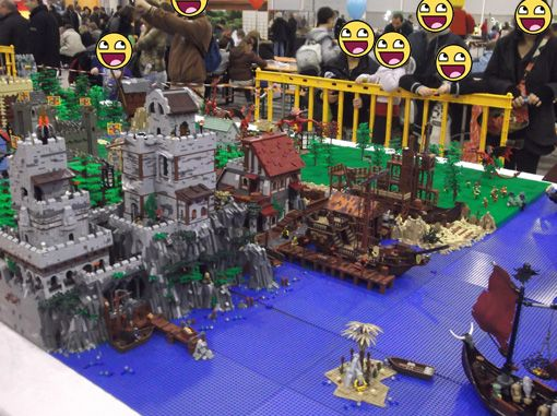 lego game of thrones the wall - Google Search | Game of Thrones Lego ...