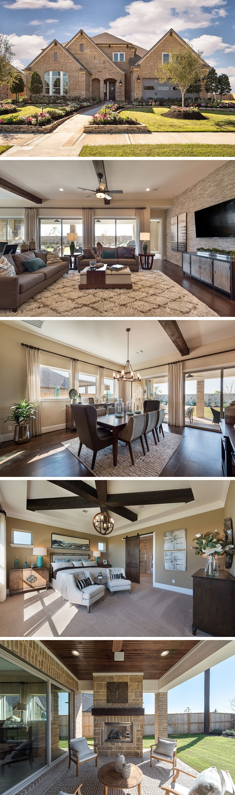 The master planned community of jordan ranch featuring over