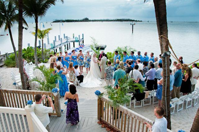 Renewing Your Vows Venue West Orange: Hyatt Key West Weddings