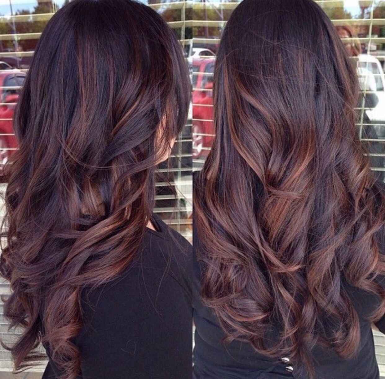 The most popular burgunde haare ideas are on pinterest hair colors