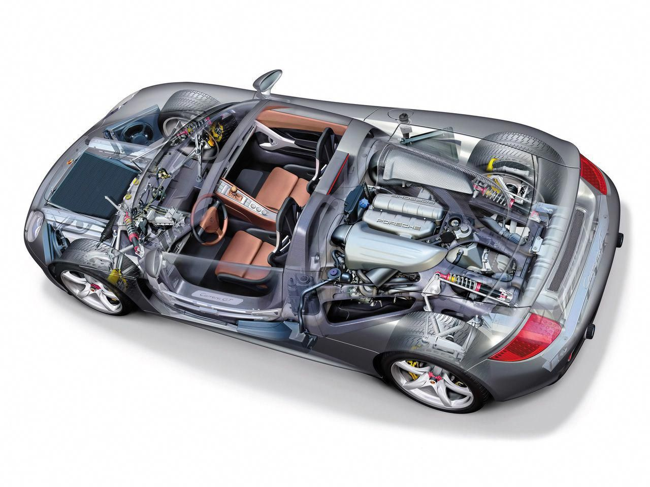 2006 Porsche Carrera Gt Porschecarreragtinterior Porsche Carrera Gt Porsche Accessories Porsche