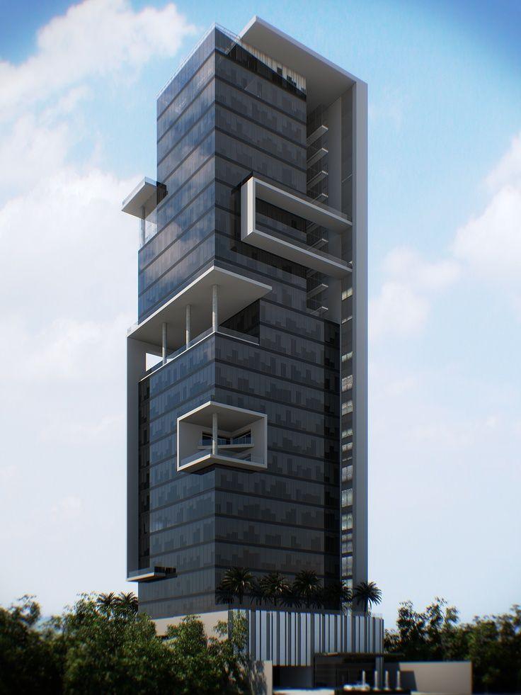 Arquitectura Altreca Mexico by Alick Asociados Arquitectos