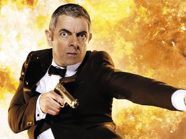 I got: Johnny English! What Secret Agent Are You?