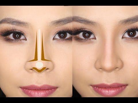Facial hair make nose appear smaller photos 377