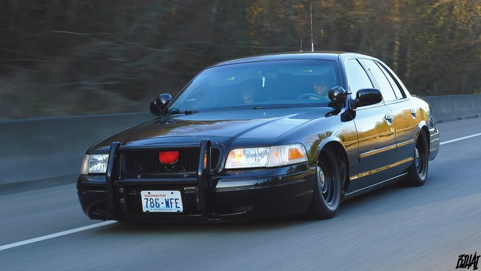 uncommon cars that are stanced thread page 9 stanceworks old police cars blacked out cars ford police old police cars blacked out cars ford