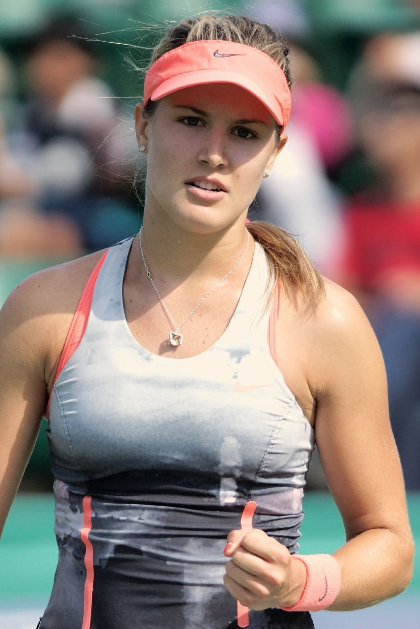 Is a cute Eugenie Bouchard nudes (21 images), Selfie