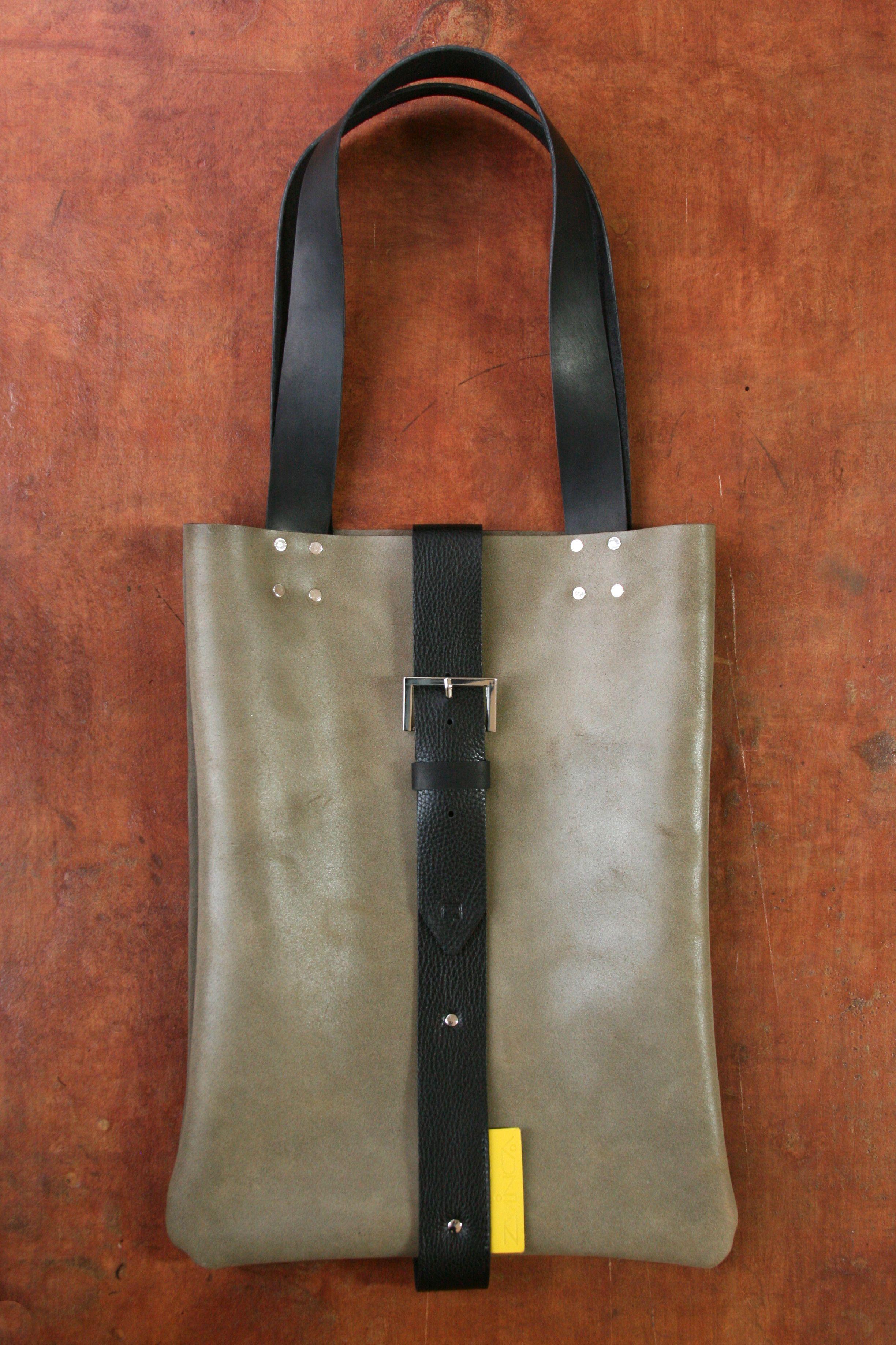 ZVINCA Leather Tote www.zvinca.ro https://www.facebook.com/zvinca.design
