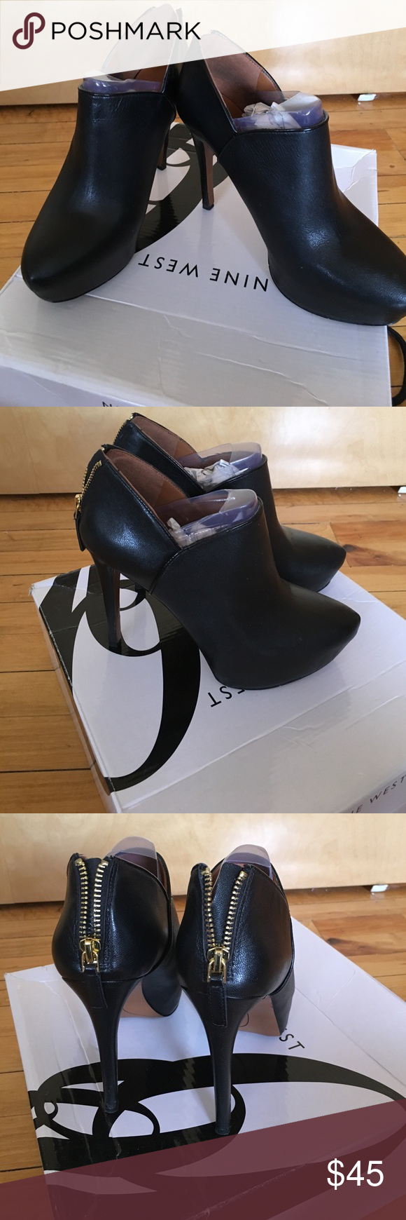 ab0946dbf5d9 Nine West platform booties Absolutely LOVE these booties