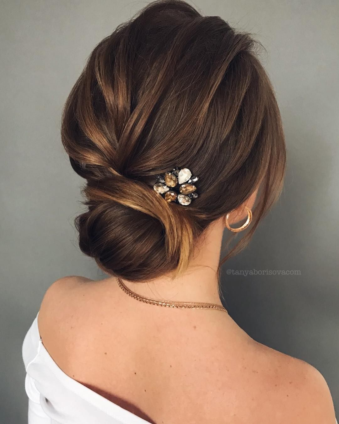 75 Drop-Dead Gorgeous Wedding Hairstyles For A Romantic Wedding